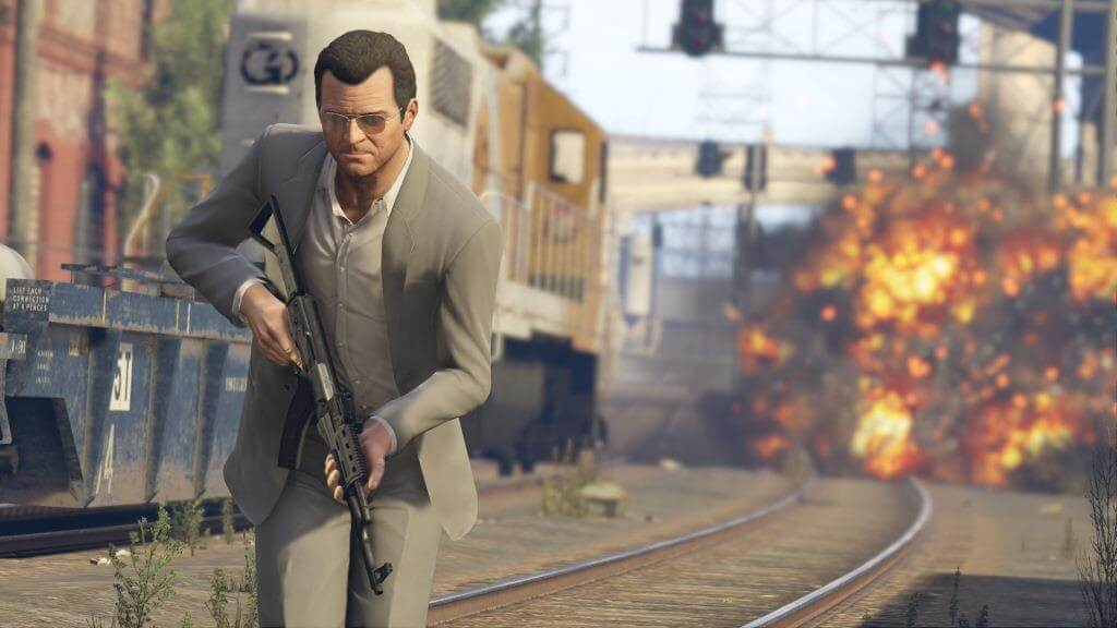 gamelover GTA V Screenshot 1