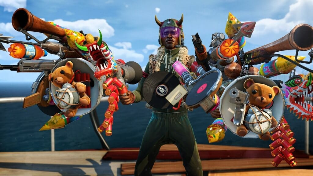 gamelover Sunset Overdrive Screen 3