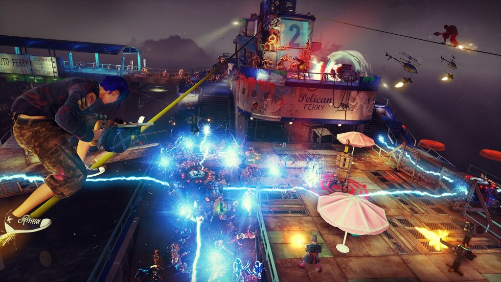 gamelover Sunset Overdrive Screen 2